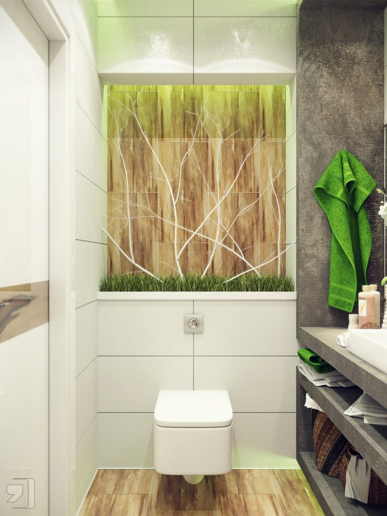 Design Tips to Make a Small Bathroom Look Better