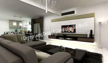 I Concept Living Design & Construction Sdn Bhd